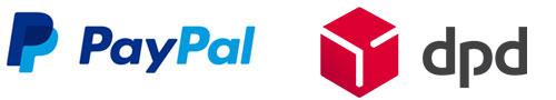 Accessoires moto, paiement Paypal et transport GLS.