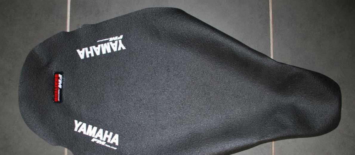 Housse de selle fm racing yzf 03 05 for Housse moto yamaha
