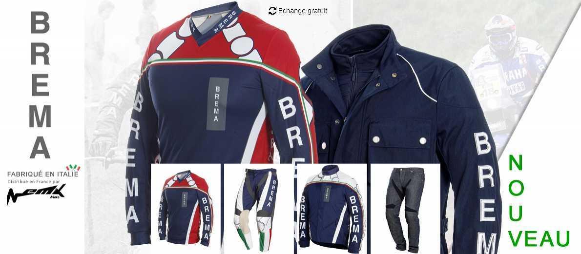 Slide Brema. Cr�dits : �accessoires-moto-enduro-cross.fr 2016