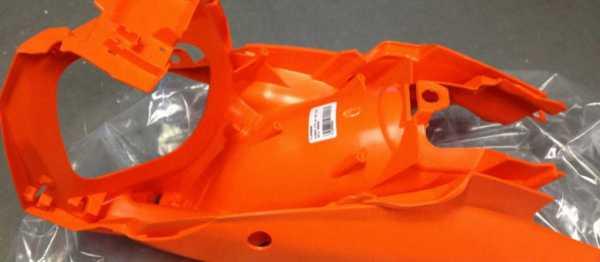 Boitier de filtre à air KTM EXC/EXCF 12-16. Crédits : ©EMX