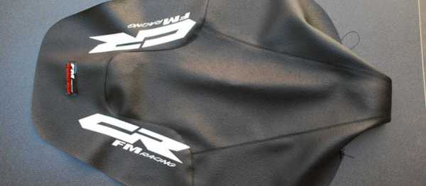 Housse de selle FM RACING HONDA CR 125 94-97 CR 250 94-96. Crédits : ©EMX