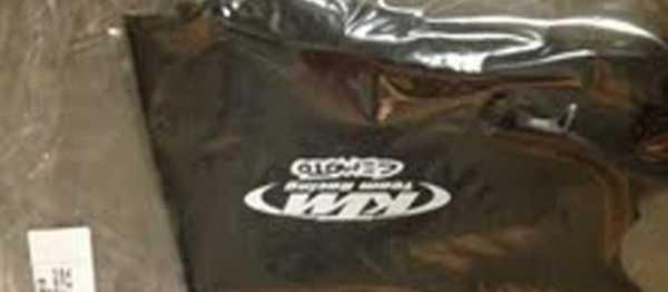 Housse de selle cemoto KTM 65 SX 02-08. Crédits : ©EMX