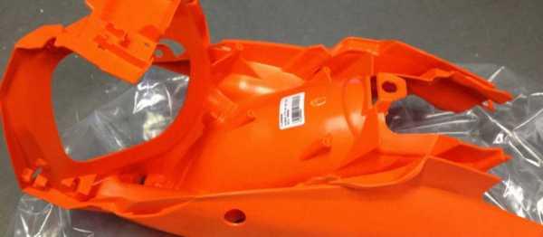 Boitier de filtre à air KTM SX/SXF 11-15. Crédits : ©EMX