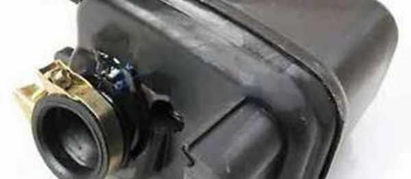 Boitier de filtre à air pour moto yamaha piwi 50. Crédits : ©EMX