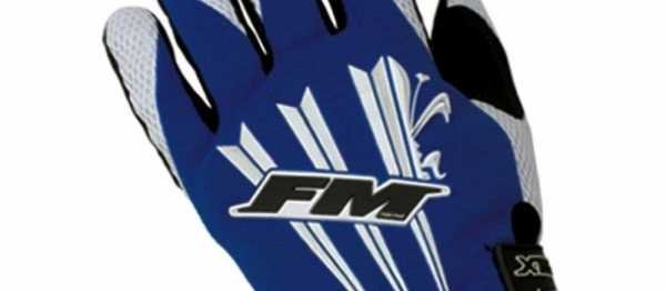 Gants enfant FM RACING X-15. Crédits : ©accessoires-moto-enfants.fr 2006-2011