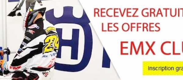 Offres clubs EMX inscription. Crédits : ©accessoires-moto-enduro-cross.fr 2016