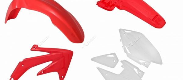 Kit plastiques CRFX 450 05-16. Crédits : ©accessoires-moto-enduro-cross.fr 2018