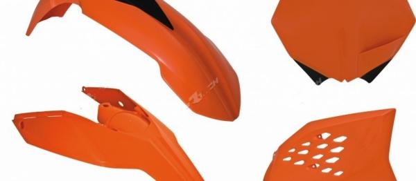 Kit plastiques KTM 65 SX 12-15. Crédits : ©accessoires-moto-enduro-cross.fr 2018