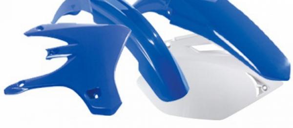 Kit plastiques YAMAHA WRF 250/450 03-04. Crédits : ©accessoires-moto-enduro-cross.fr 2018