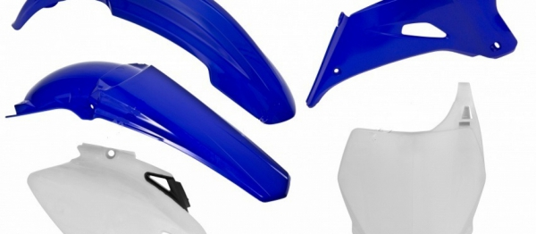 Kit plastique YAMAHA YZF 250/450 06-09. Crédits : ©accessoires-moto-enduro-cross.fr 2018
