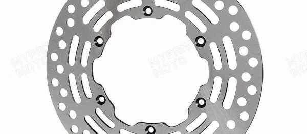 Disque de frein avant YAMAHA YZF 250 01-06 YZF 400/426/450 98-07. Crédits : ©accessoires-moto-enduro-cross.fr 2016