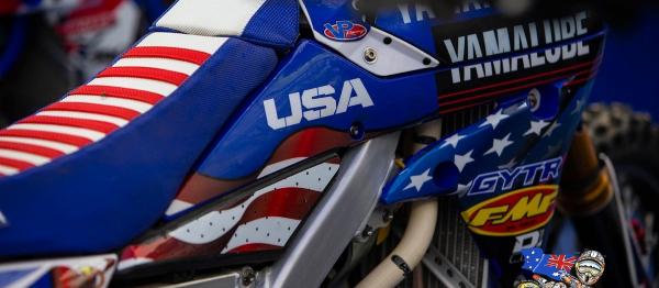 KIT DECO D-COR OFFICIEL TEAM US MX DES NATIONS STAR RACING YAMAHA YZF 250 14-18 450 14-17. Crédits : ©accessoires-moto-enduro-cross.fr 2018