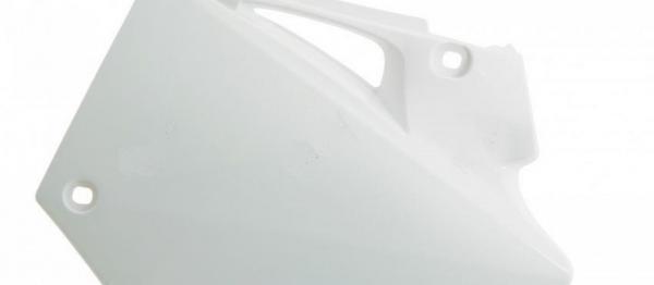 Plaques latérales GASGAS EC 01-06. Crédits : ©accessoires-moto-enduro-cross.fr 2018