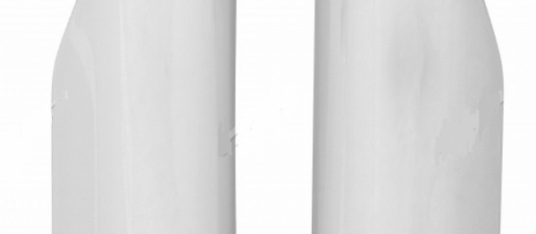 Protections de fourche KAWASAKI KX 125/250 04-08 KXF 250 04-05. Crédits : ©accessoires-moto-enduro-cross.fr 2018