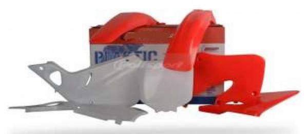 Kit plastiques CR 125 98-99 CR 250 97-99. Crédits : ©accessoires-moto-enduro-cross.fr 2017