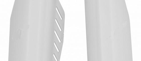 Protections de fourche HONDA CR 85 03-07 CRF 150 07-18. Crédits : ©accessoires-moto-enduro-cross.fr 2018