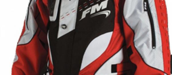 Veste enduro FM RACING 2016. Crédits : ©accessoires-moto-enduro-cross.fr 2015