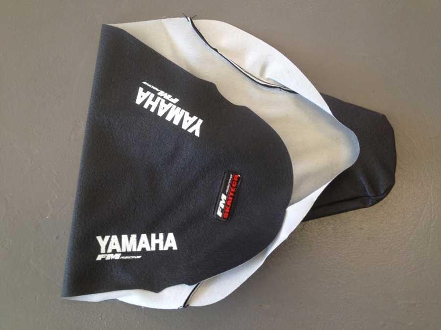 Housse de selle yzf 06 09 for Housse moto yamaha