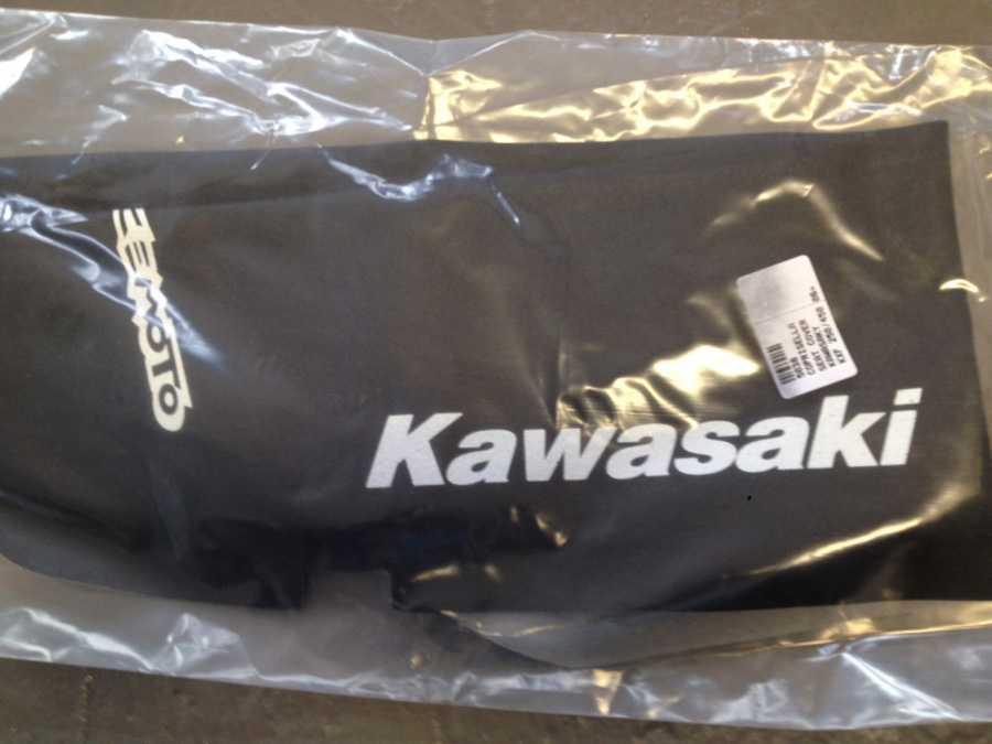 Housse de selle cemoto kxf 250 06 08 for Housse de selle moto kawasaki