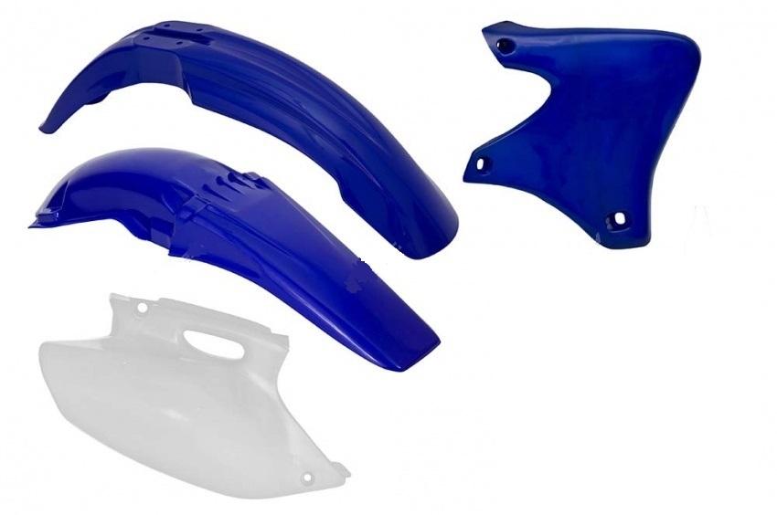 Kit plastiques YAMAHA WRF 250/400/426 98-02. Crédits : ©accessoires-moto-enduro-cross.fr 2018