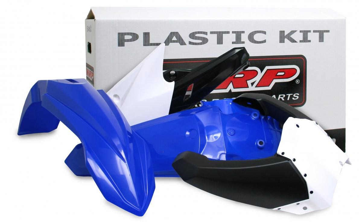 Kit plastiques YZ 125/250 96-99. Crédits : ©accessoires-moto-enduro-cross.fr 2017