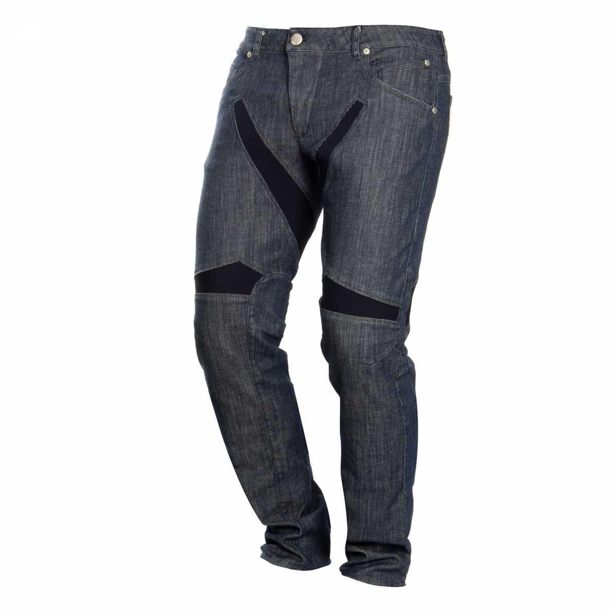 Pantalon moto BREMA 111 jeans. Crédits : ©accessoires-moto-enduro-cross.fr 2016