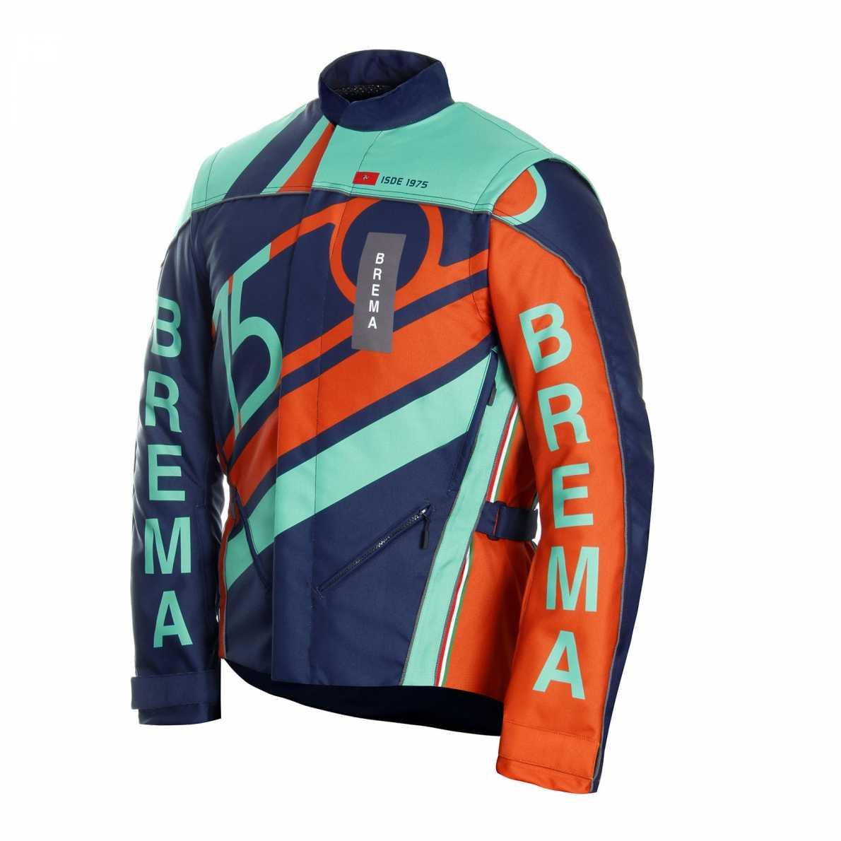 Veste BREMA TROFEO 75. Crédits : ©accessoires-moto-enduro-cross.fr 2016