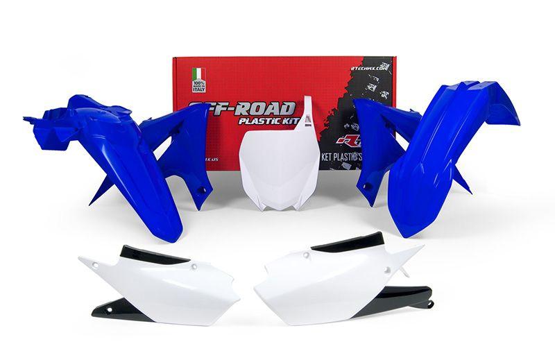 KIT PLASTIQUE YAMAHA YZF 450 18. Crédits : ©accessoires-moto-enduro-cross.fr 2018