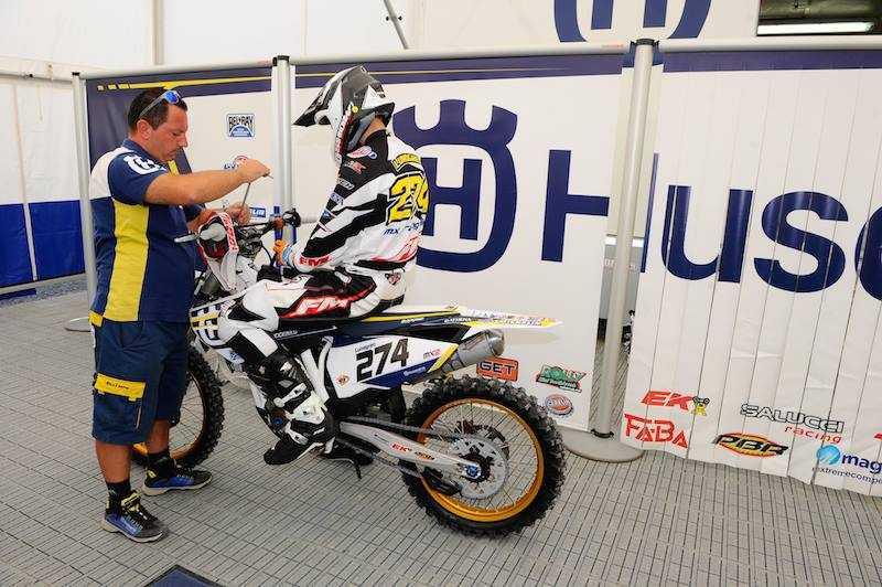 EMX est partenaire du Team HVA RICCI GP MX2