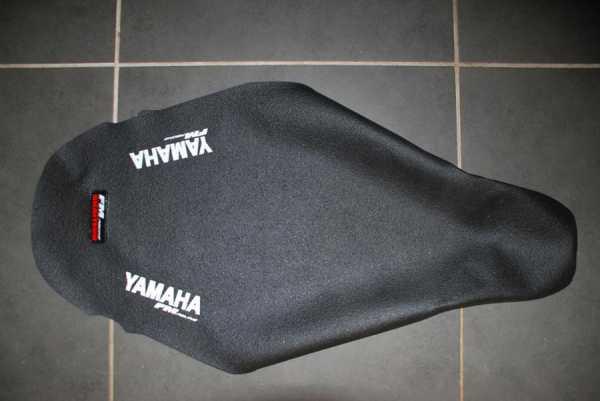Housse de selle FM RACING YAMAHA YZF 250/450 03-05. Crédits : ©EMX