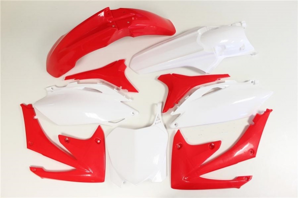 Kit plastiques HONDA CRF 250 2010 CRF 450 09-10. Crédits : ©accessoires-moto-enduro-cross.fr 2018