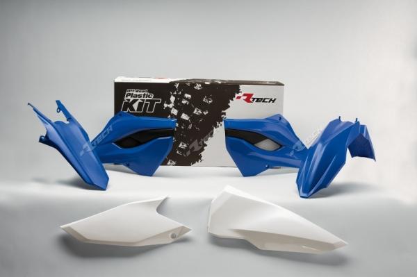 Kit plastiques HUSABERG TE/FE 13-14. Crédits : ©accessoires-moto-enduro-cross.fr 2018