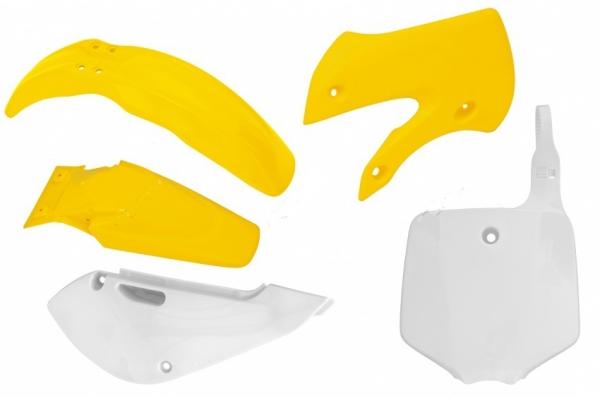 Kit plastiques SUZUKI RM 65 03-18. Crédits : ©accessoires-moto-enduro-cross.fr 2018