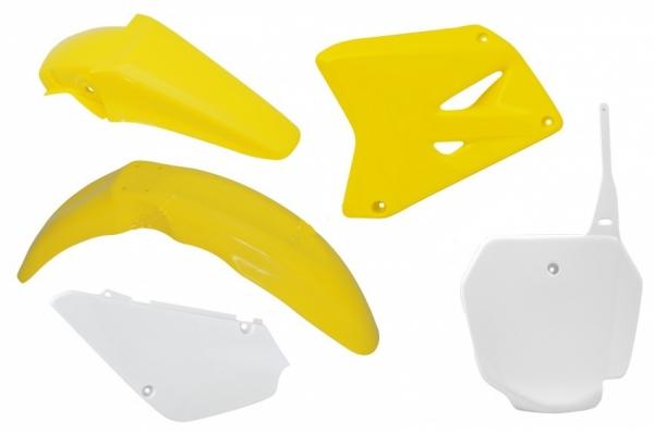 Kit plastiques SUZUKI RM 85 01-18. Crédits : ©accessoires-moto-enduro-cross.fr 2018