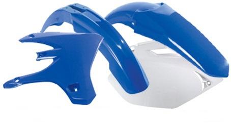 Kit plastiques YAMAHA WRF 250/450 05-06. Crédits : ©accessoires-moto-enduro-cross.fr 2018