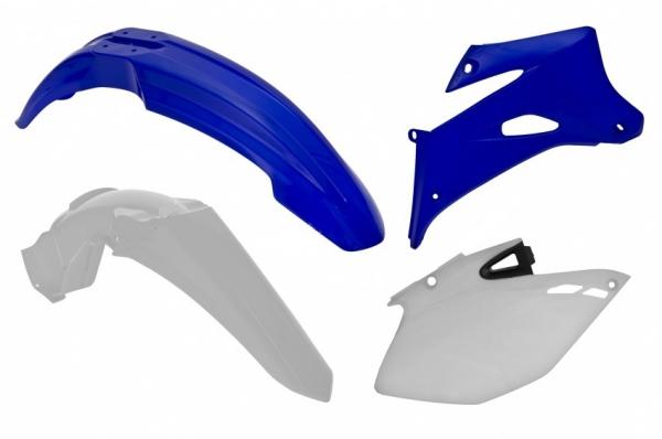 Kit plastiques YAMAHA WRF 250 07-14 WRF 450 07-11. Crédits : ©accessoires-moto-enduro-cross.fr 2018