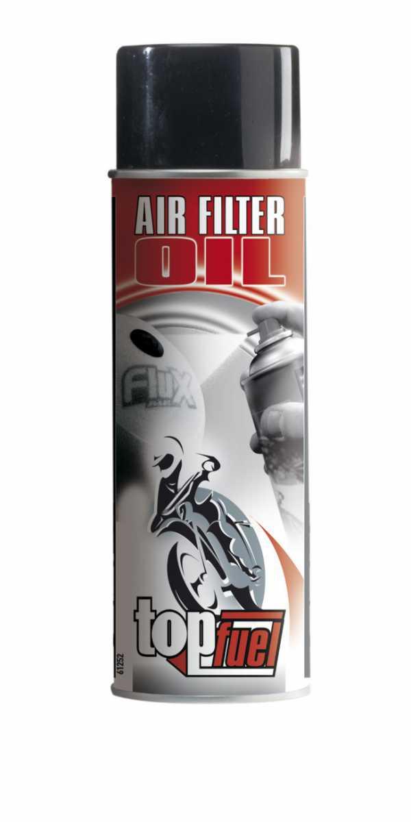 Huile de filtre a air TOP FUEL. Crédits : ©accessoires-moto-enduro-cross.fr 2016
