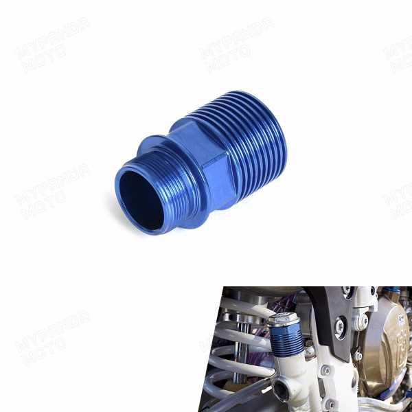 Extension maitre cylindre arriere HVA 14-17. Crédits : ©accessoires-moto-enduro-cross.fr 2016