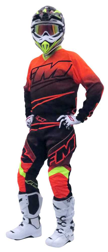 Pantalon FM RACING POWER 2017. Crédits : ©accessoires-moto-enduro-cross.fr 2016