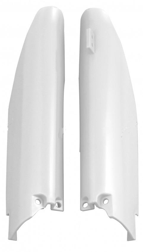 Protections de fourche SUZUKI RM 125/250 07-18 RMZ 250/450 07-18. Crédits : ©accessoires-moto-enduro-cross.fr 2018