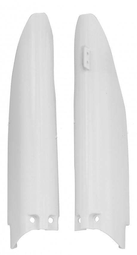 Protections de fourche SUZUKI RM 125/250 04-06 RMZ 250/450 04-06. Crédits : ©accessoires-moto-enduro-cross.fr 2018