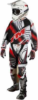 Pantalon cross enfant FM RACING X-20. Crédits : ©accessoires-moto-enfants.fr 2006-2013